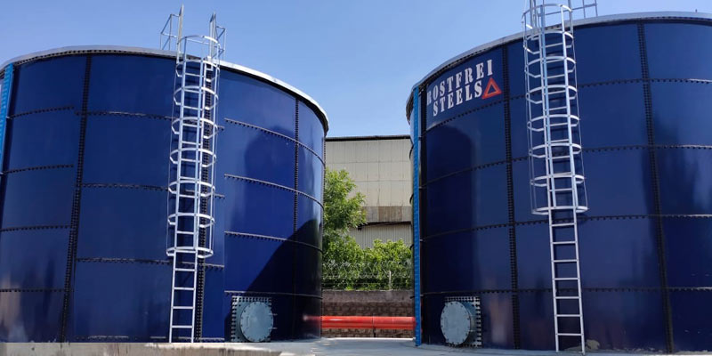 Fire Protection Water Storage Tanks