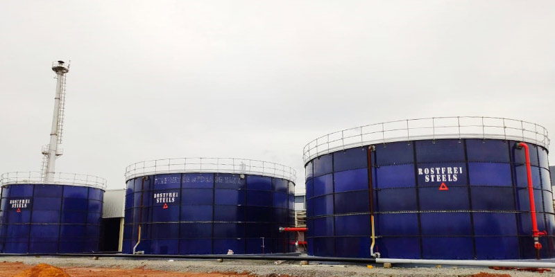 Fire Water Storage Tanks | Fire Fighting Water Storage Tanks