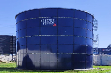 Glass Fused Steel Tanks Manufacturer