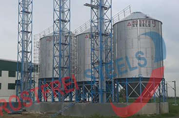 Hopper Bottom Silo Manufacturer
