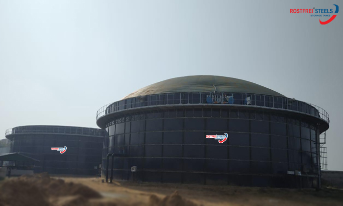 Anaerobic Digester Tanks | Biogas Holder Tank