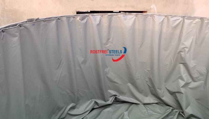 PVC Tank Liners Rostfrei Steels