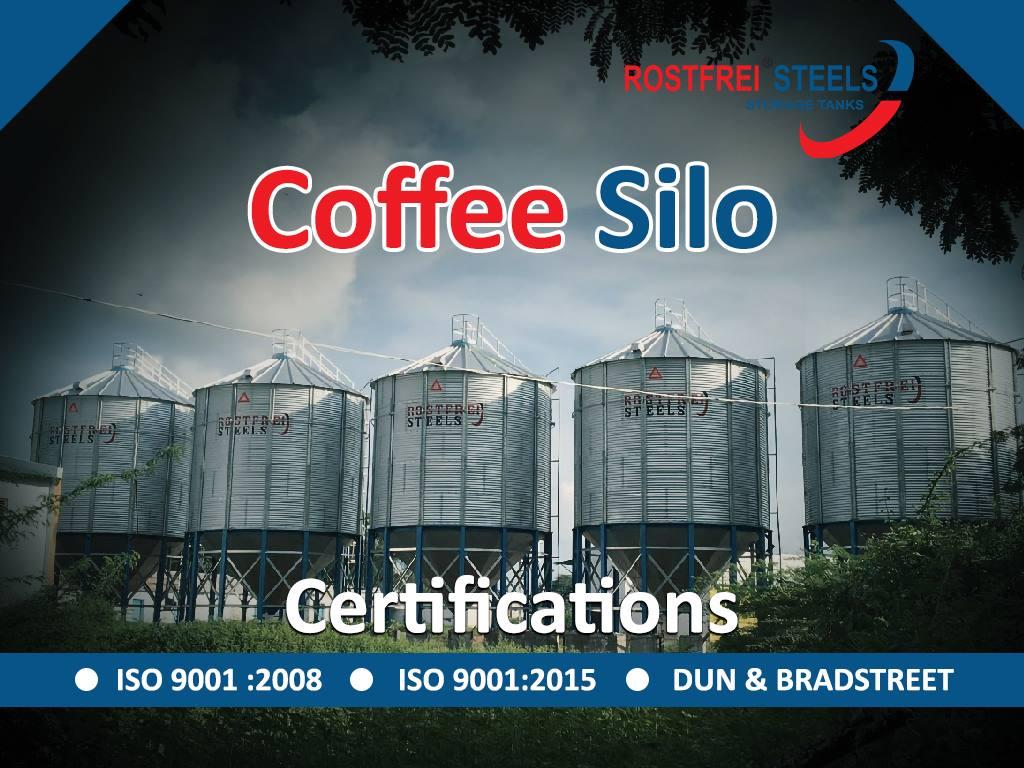 Coffee Silo | Coffee Silo Manufacturers