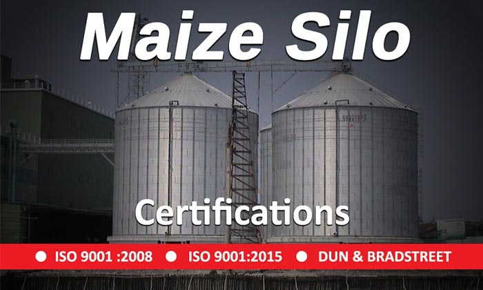 Maize Storage Silo | Storage Silo | Silos manufacturers