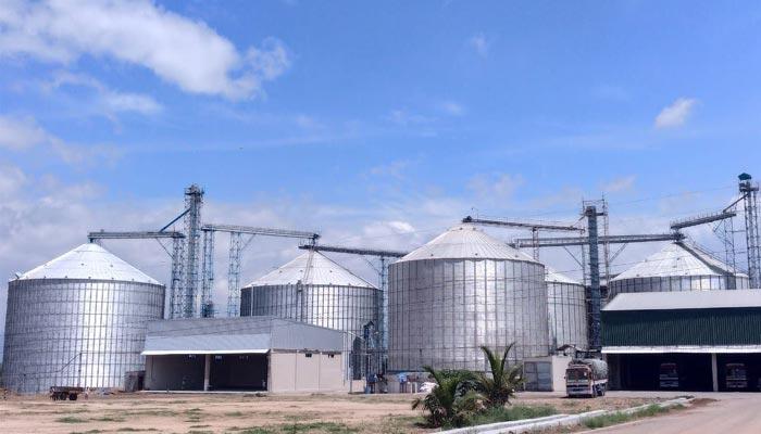 Wheat Storage Silo | Silo Manufacturers